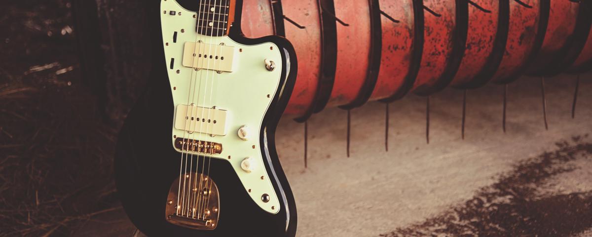 Seven Guitar Co - Firebolt