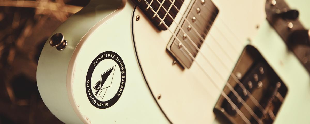 Seven Guitar Co - Trinity