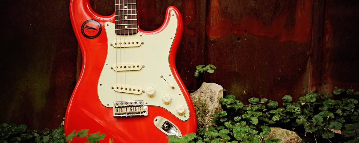 Seven Guitar Co - Seeker